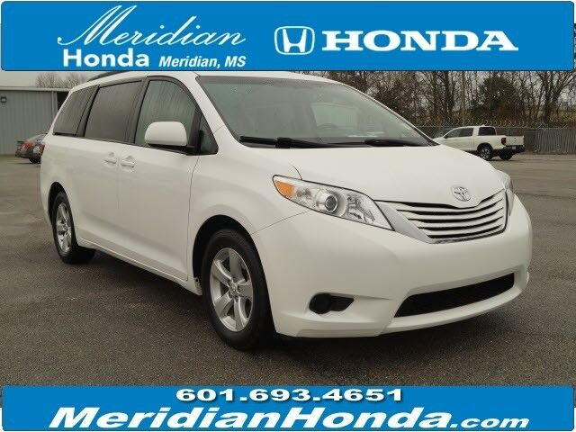 2015 Toyota Sienna 5dr 7-Pass Van LE AAS FWD Meridian MS