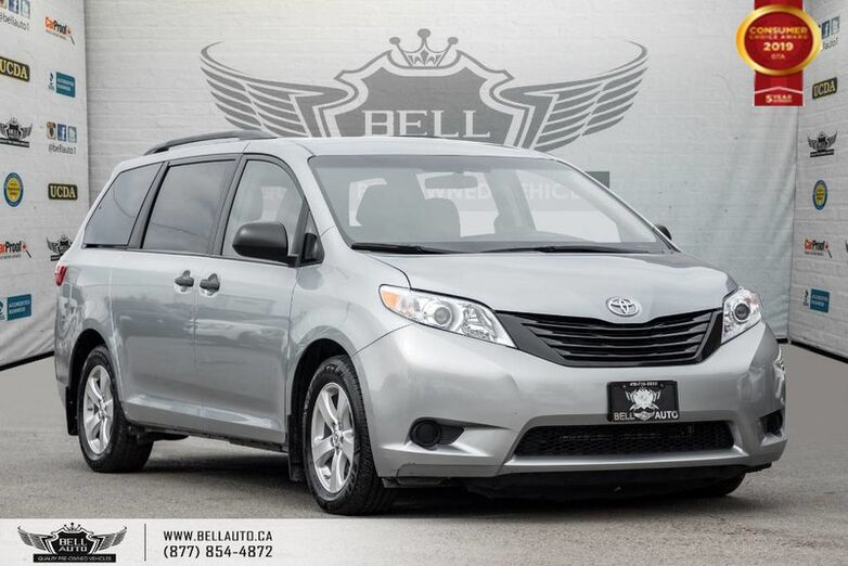 2015 Toyota Sienna 7 PASS, BACK-UP CAM, BLUETOOTH, TRACTION CNTRL Toronto ON