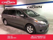 2015_Toyota_Sienna_7-Pass FWD / Manitoba Vehicle / Highway Kms / Great Condition / Unbeatable Value_ Winnipeg MB