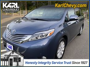 2015_Toyota_Sienna_AWD LTD_ New Canaan CT