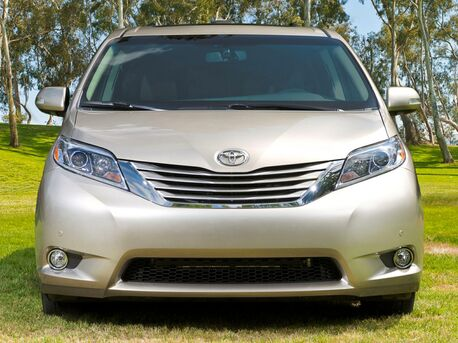 2015_Toyota_Sienna_L 7 Passenger_ Salisbury MD