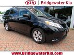 2015 Toyota Sienna LE 3.5L, Rear-View Camera, Blind Spot Monitor, Touch-Screen Audio, Bluetooth Technology, Power Sliding Rear Doors, Captain's Chairs, 3RD Row Seats, 17-Inch Alloy Wheels,