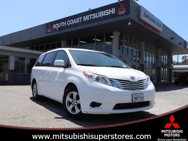 2015 Toyota Sienna LE AAS Costa Mesa CA