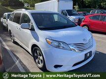 2015 Toyota Sienna LE FWD South Burlington VT