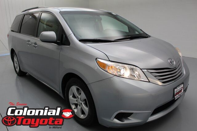 2015 Toyota Sienna LE Milford CT