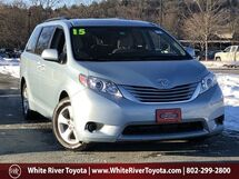 2015 Toyota Sienna LE White River Junction VT