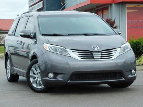 2015 Toyota Sienna Limited Richmond KY