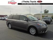 2015_Toyota_Sienna_Limited_ Fort Smith AR
