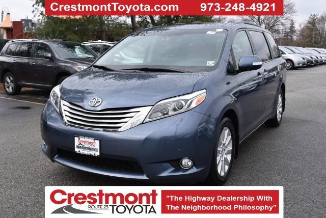 2015 Toyota Sienna Ltd Premium Pompton Plains NJ