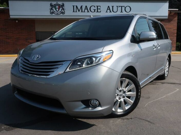2015 Toyota Sienna Ltd West Jordan UT