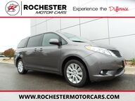 2015 Toyota Sienna XLE - AWD - Certified - Heated Leather - Sunroof 7 Passenger Rochester MN