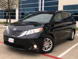 2015_Toyota_Sienna_XLE 8 PASSENGER BLIND SPOT MONITORING SUNROOF LEATHER SEATS HEATED SEATS KEYELSS START BLUETOOTH REAR CAMERA POWER LIFTGATE QUAD BUCKET SEATS POWER SLIDING DOORS_ Addison TX