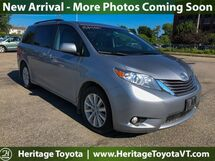 2015 Toyota Sienna XLE AWD South Burlington VT