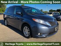 2015 Toyota Sienna XLE FWD South Burlington VT