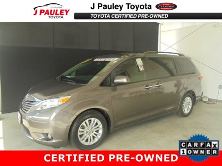 2015_Toyota_Sienna_XLE_ Fort Smith AR
