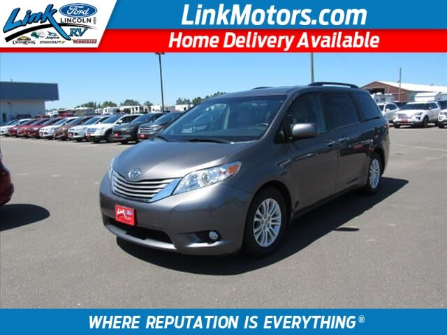 2015 Toyota Sienna XLE Minong WI