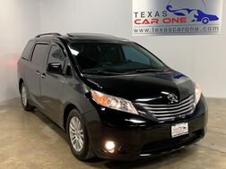 2015_Toyota_Sienna_XLE NAVIGATION SUNROOF LEATHER HEATED SEATS REAR CAMERA KEYLESS_ Addison TX