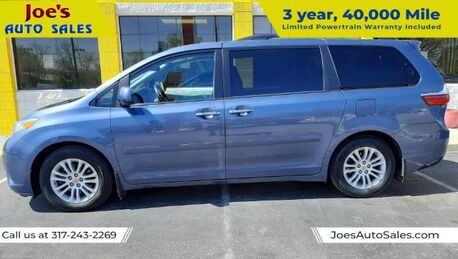 2015_Toyota_Sienna_XLE Premium FWD 8-Passenger V6_ Indianapolis IN