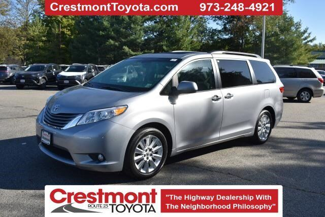 vehicle details 2015 toyota sienna at crestmont toyota pompton plains crestmont toyota. Black Bedroom Furniture Sets. Home Design Ideas