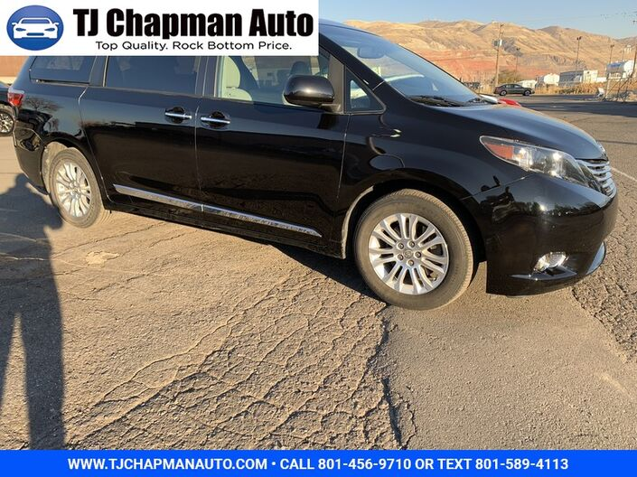 2015 Toyota Sienna XLE Salt Lake City UT