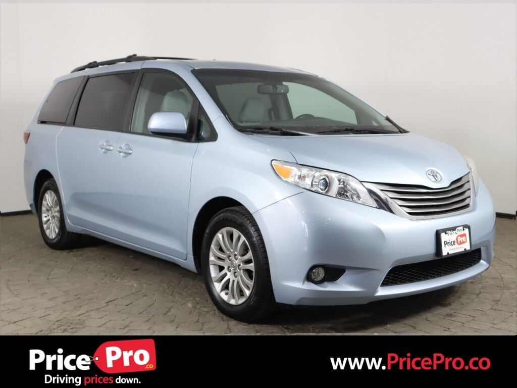 2015 Toyota Sienna XLE w/Heated Leather/Sunroof Maumee OH