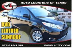 2015_Toyota_Sienna_XLE with DVD_ Plano TX