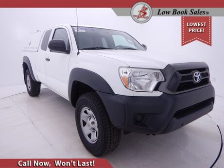 2015_Toyota_TACOMA_PreRunner_ Salt Lake City UT