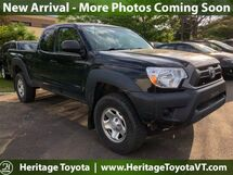 2015 Toyota Tacoma 4WD Access Cab I4 AT South Burlington VT