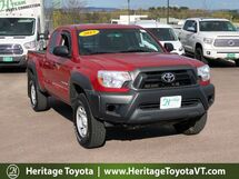 2015 Toyota Tacoma 4WD Access Cab V6 AT South Burlington VT