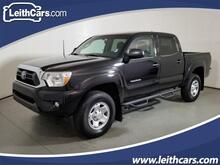 2015_Toyota_Tacoma_2WD Double Cab V6 AT PreRunner_ Cary NC