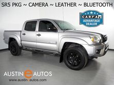 Toyota Tacoma 2WD Double Cab V6 PreRunner *SR5 PACKAGE, LEATHER, BACKUP-CAMERA, TOUCH SCREEN, STEERING WHEEL CONTROLS, BLUETOOTH PHONE & AUDIO 2015