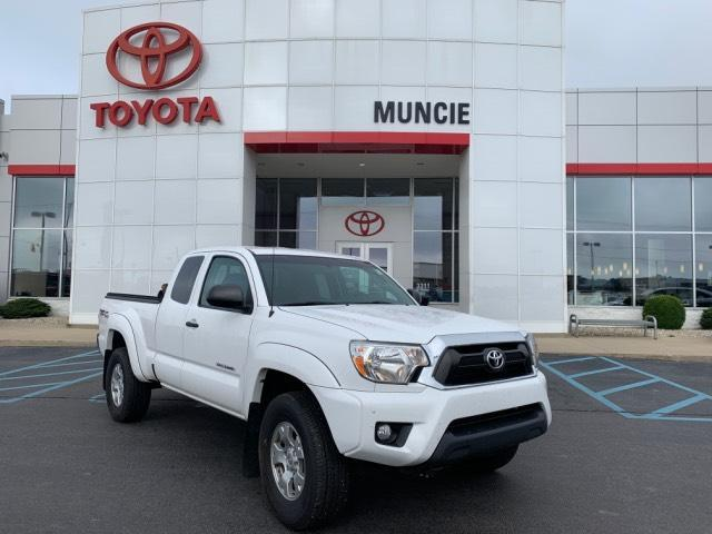 2015 Toyota Tacoma 4WD Access Cab V6 AT Muncie IN