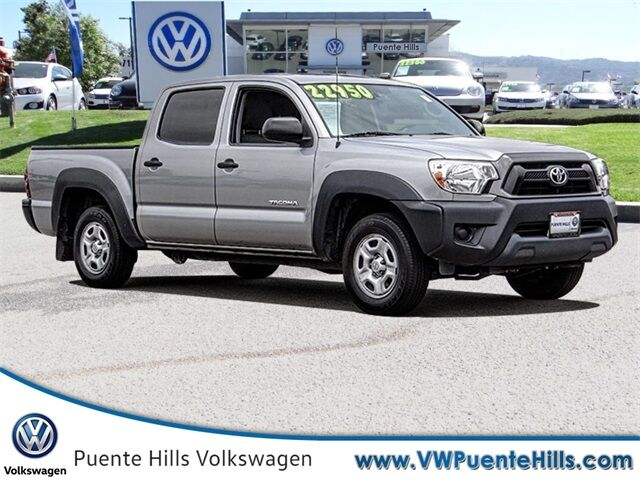 2015 Toyota Tacoma Base City of Industry CA