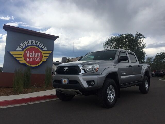 2015 Toyota Tacoma Base Durango CO