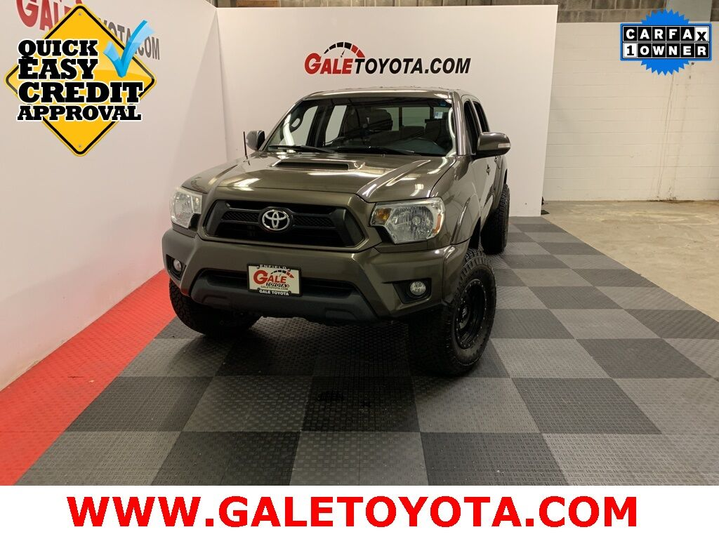 2015 Toyota Tacoma Base Enfield CT