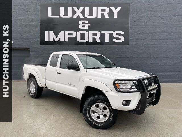 2015 Toyota Tacoma Base Hutchinson KS