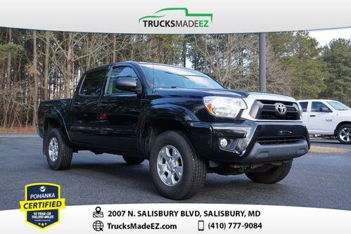 2015_Toyota_Tacoma_Base_ Salisbury MD