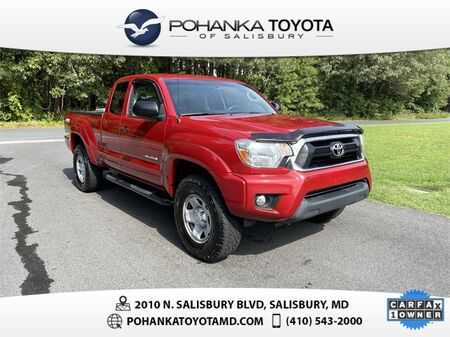 2015_Toyota_Tacoma_Base V6_ Salisbury MD