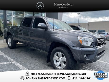 2015_Toyota_Tacoma_CREW CAB 4X4 ** TRD SPORT ** ONE OWNER ** V6_ Salisbury MD