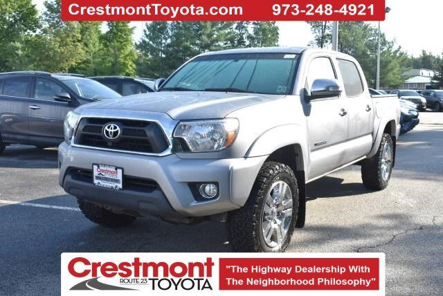 2015 Toyota Tacoma Double Cab Limited 4x4 V6 AT Pompton Plains NJ