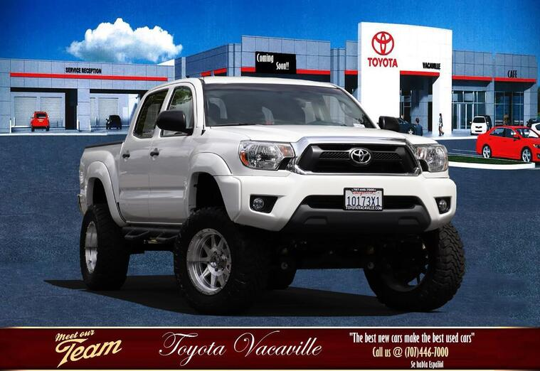 2015 Toyota Tacoma Double Cab Pickup  5 Ft Vacaville CA