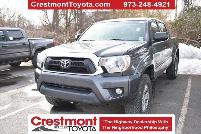 2015 Toyota Tacoma Double Cab TRD Off Road 4x4 Pompton Plains NJ