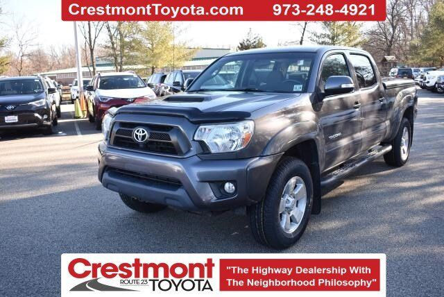 2015 Toyota Tacoma Double Cab TRD Sport 4x4 Long Bed Pompton Plains NJ