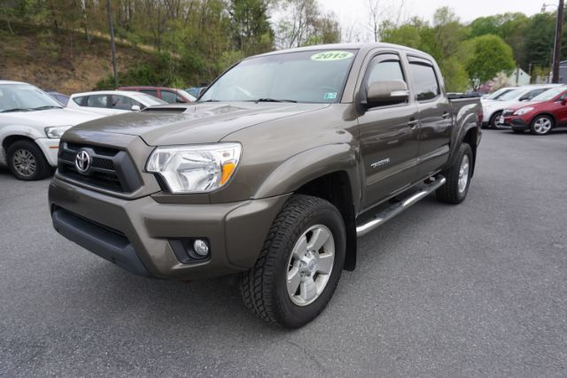 2015 Toyota Tacoma Double Cab V6 5AT 4WD Schuylkill Haven PA