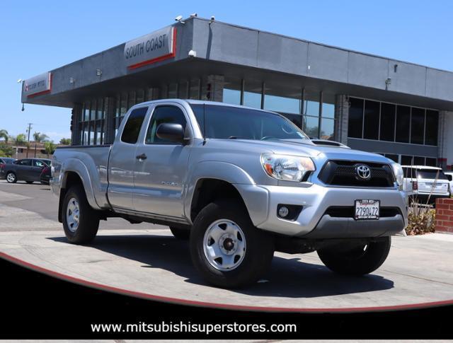 2015 Toyota Tacoma PreRunner Costa Mesa CA