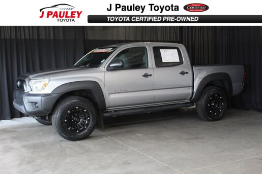 2015_Toyota_Tacoma_PreRunner_ Fort Smith AR