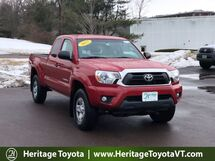 2015 Toyota Tacoma SR5 4WD Access Cab V6 AT South Burlington VT