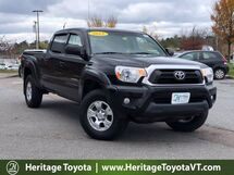 2015 Toyota Tacoma SR5 4WD Double Cab LB V6 AT South Burlington VT