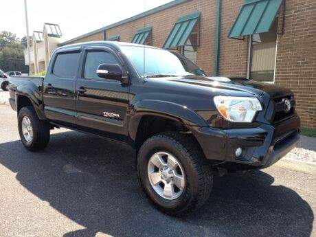2015 Toyota Tacoma Supercharged Double Cab V6 6MT 4WD Knoxville TN