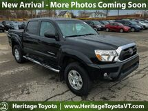 2015 Toyota Tacoma TRD Off-Road 4WD Double Cab V6 AT South Burlington VT